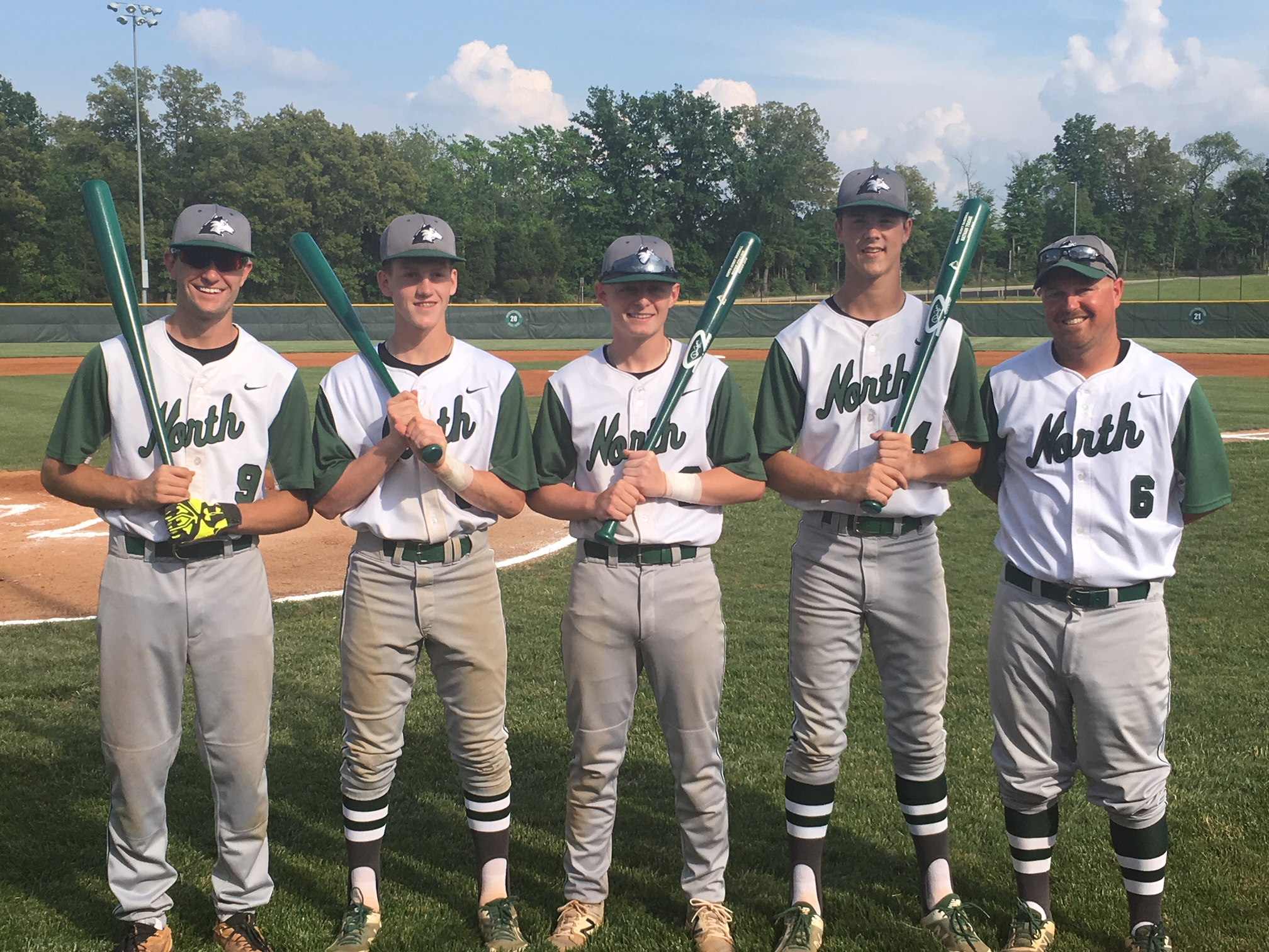 Senior Bats by Dinger